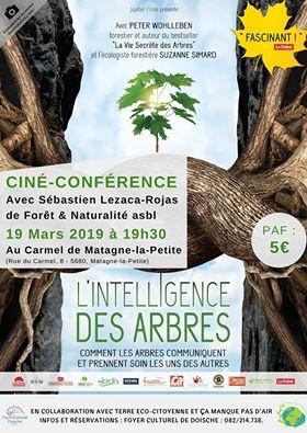 conférence 19 mars