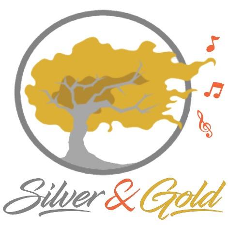 Silver et gold