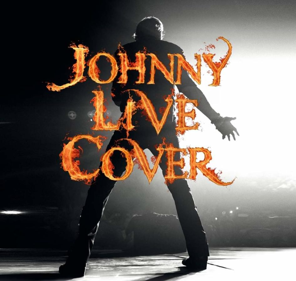 Johnny Live cover