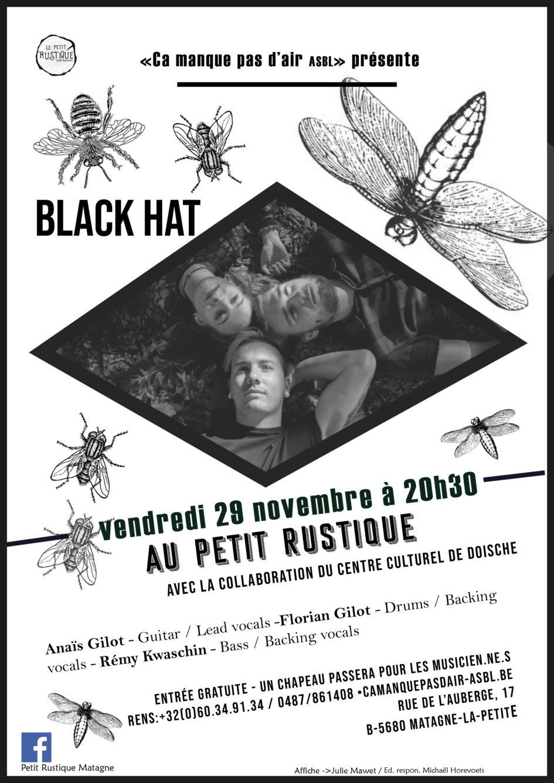 affiche Black Hat