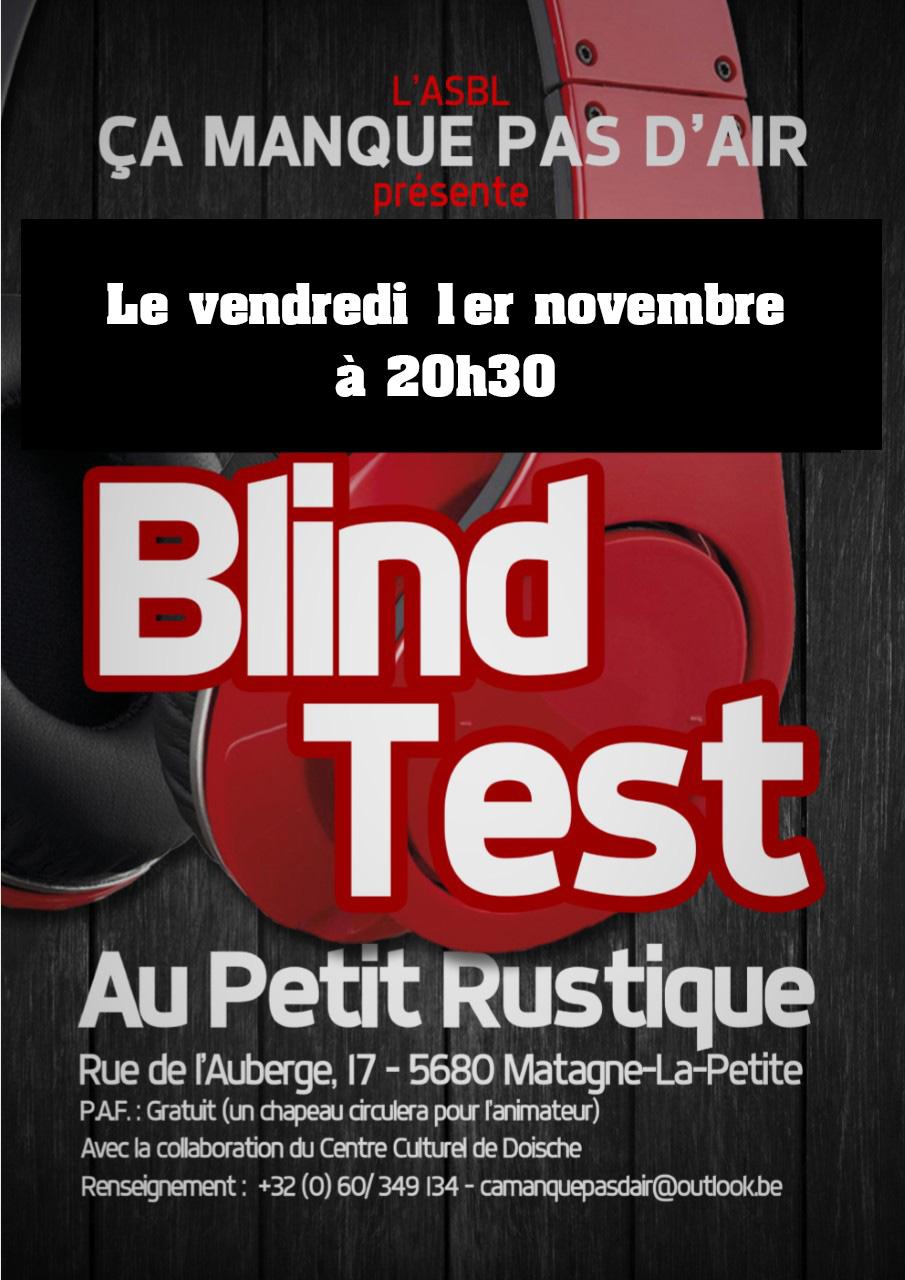 blind test 2019